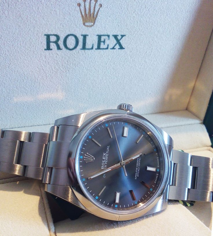 #Rolex #Oyster_Perpetual 114300 #swisswatchdealers – Timeless wristwatch
