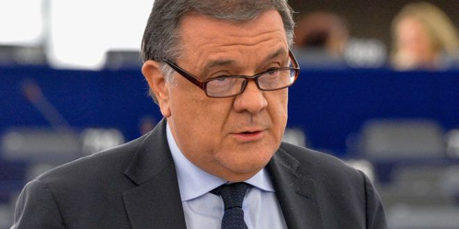 Antonio Panzeri eletto Presidente Commissione DROI: Diritti al centro, no a brutale realismo