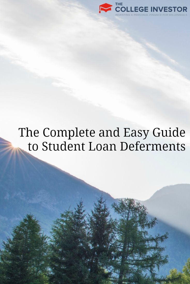 Student loan deferments play an integral role in helping students get out of student loan debt. Here's what you should know. via @collegeinvestor