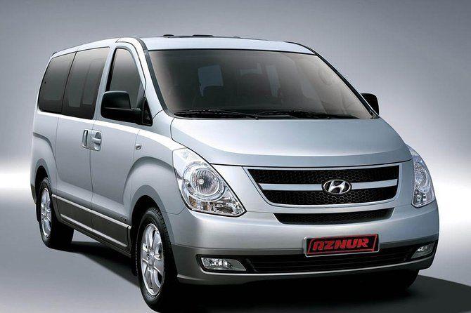 Baku Minivan Transfers Affiliate Sponsored Baku Minivan