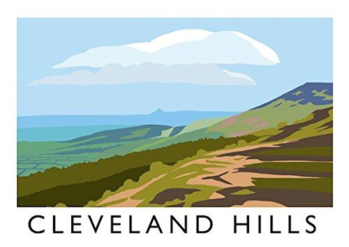 Cleveland Hills Art Print (A3) Chequered Chicken https://www.amazon.co.uk/dp/B01CF2HIS2/ref=cm_sw_r_pi_dp_x_wUp6xbFYBJR0W
