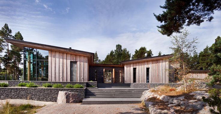 JOARC I ARCHITECTS • Holiday Villas • Finnish summerhouse, modern timber cabin, kesämökki, finland, scandinavian architecture