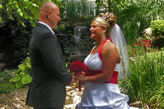 Wendi norris wedding