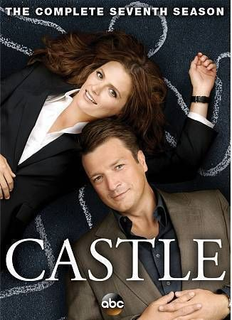 Castle Season Seven  (5-Disc Set) DVD