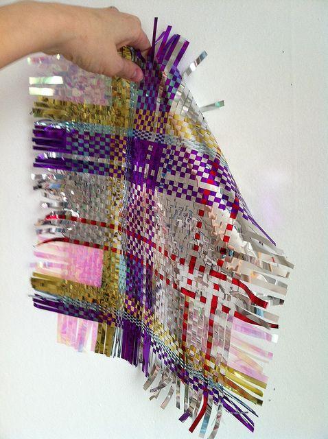 Weaving, weave, cellophane, fabric. Weave. Cloth. Warp, weft, weaving diagram. Beginning Weaving.  Illustration. Pattern. Design