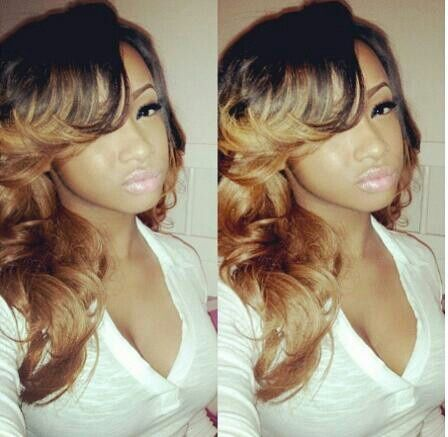 ... hair extensions creative hairstyles ombre hair haircolor sew ins