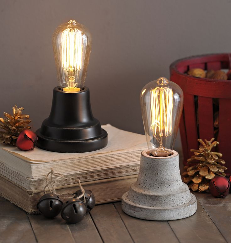 Bring Your Decor Back To Simpler Days When You Shop Edison Bulb Lighting