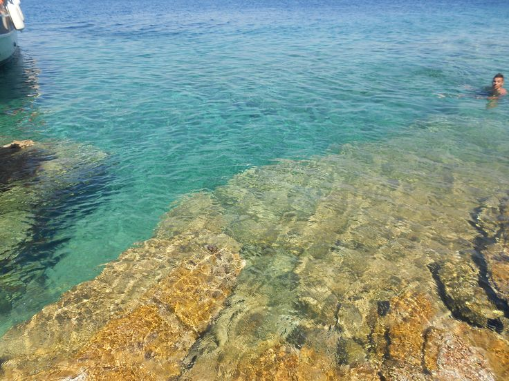 The clearest bluest waters, Aegean Sea  Bitez/Bodrum Turkey  L Conlan