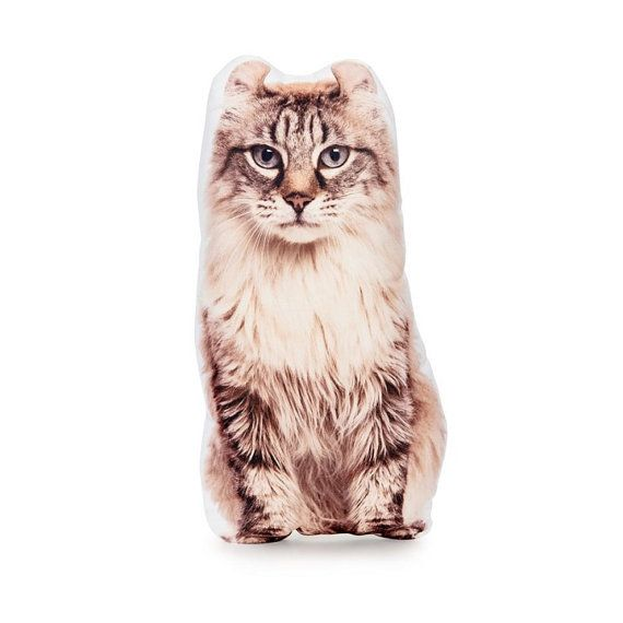 American Curl pillow American curl cat cat stuffed cat cat