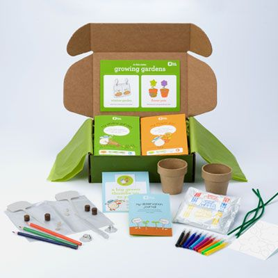 Kiwi crates: meant for home-schoolers, but would be great summer activities: Kiwi Crate, For Kids, Gift Ideas, Kids Crafts, Box, Crates, Kiddo, Subscription Service