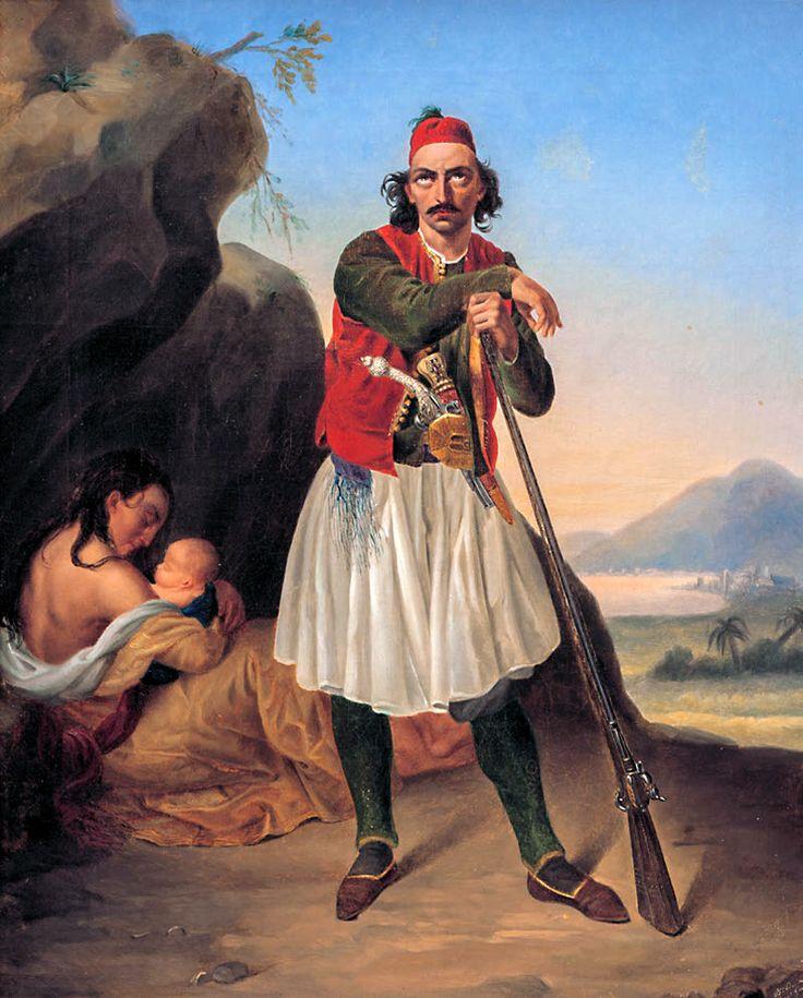 Edouard Charles Dons (1798-1869)-Φυγάδες