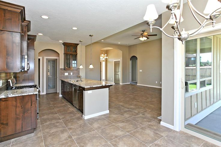 I really love this floor tile. It is a Mohawk product ... Sherwin Williams Balanced Beige