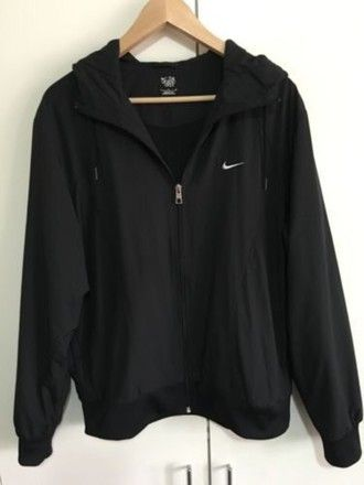 coat black nike coat jacket windbreaker black nike raincoat white black and white nike jacket nike windbreaker
