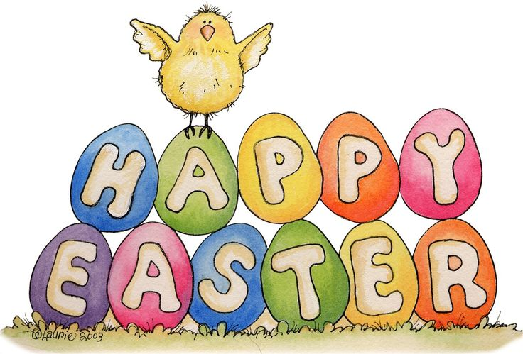 17 Best Images About Easter Clipart & Backgrounds On