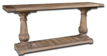Aiden Console Table - farmhouse - Console Tables - Silver Nest