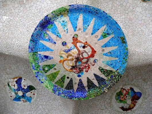 Park Guell, Gaudi