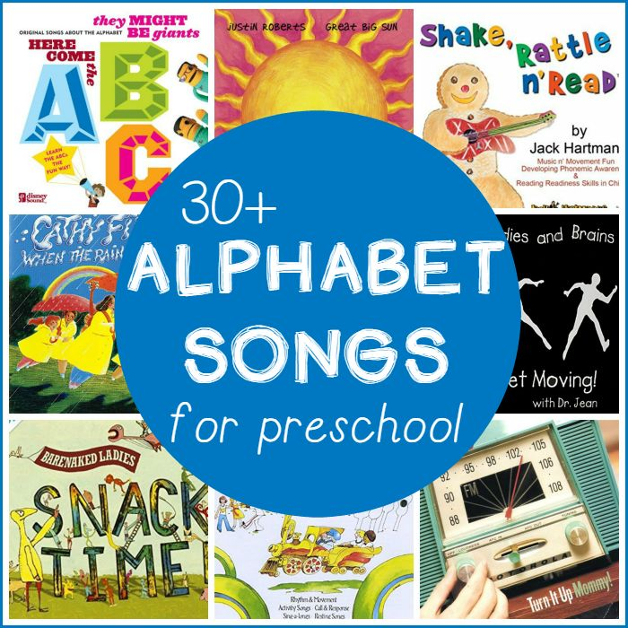 Alphabet Songs for Preschool Kids to Sing and Dance Along To
