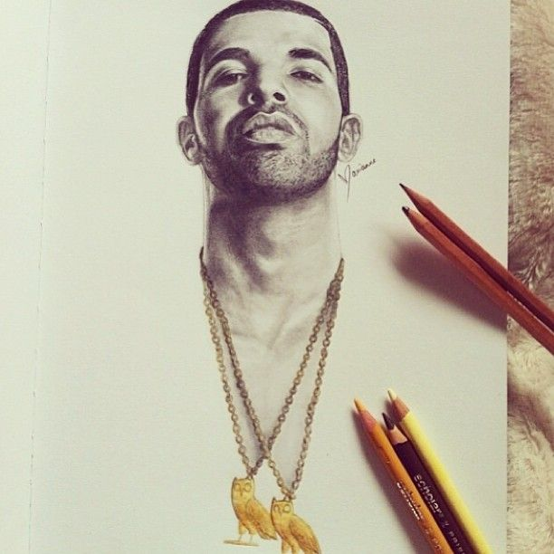 22 best rap art images on pinterest 2pac rapper and tupac shakur a drawing of drake altavistaventures Images