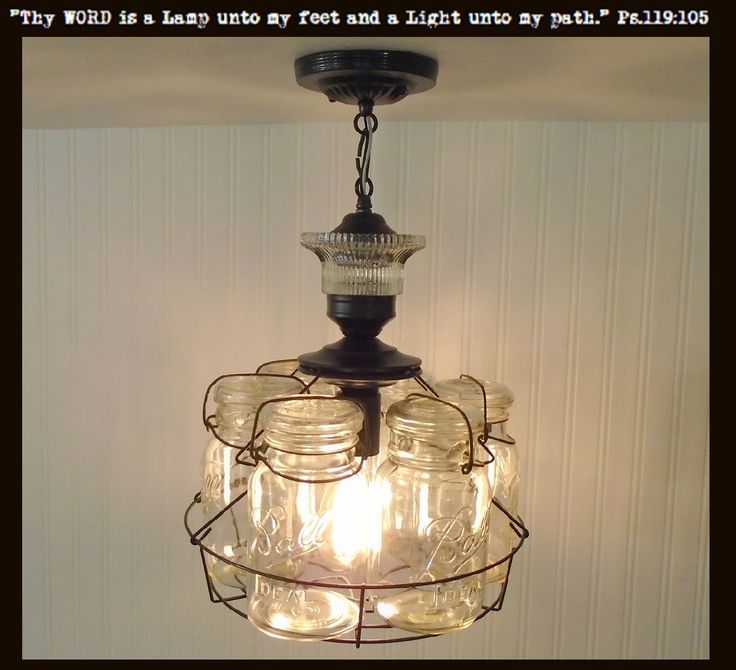 Edison Bulb Chandelier Mason Jar Lighting Mason By: 25+ Best Ideas About Vintage Mason Jars On Pinterest