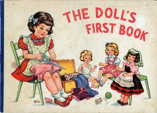 THE DOLL'S FIRST BOOK - sabine llorens - Álbumes web de Picasa