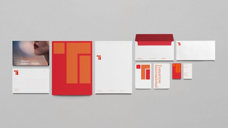 Tomorrow International — DIA — Strategy   Branding   Design   Motion