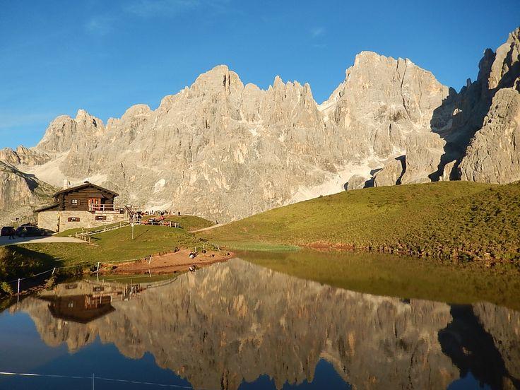 Baita Segantini, Passo Rolle, Trentino, Italy