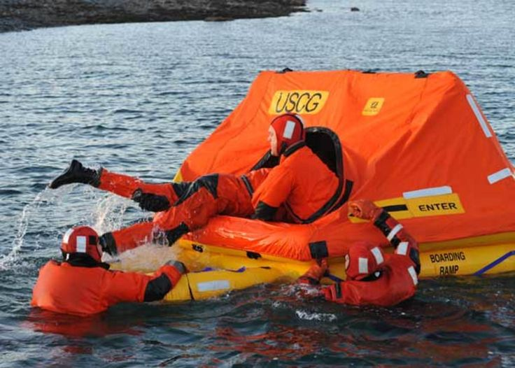 Mario Vittone...  Why Most Sea Survival Training is Useless - Soundings Online ...  A pre-packed ditch bag can make an extended stay in a life raft more bearable.