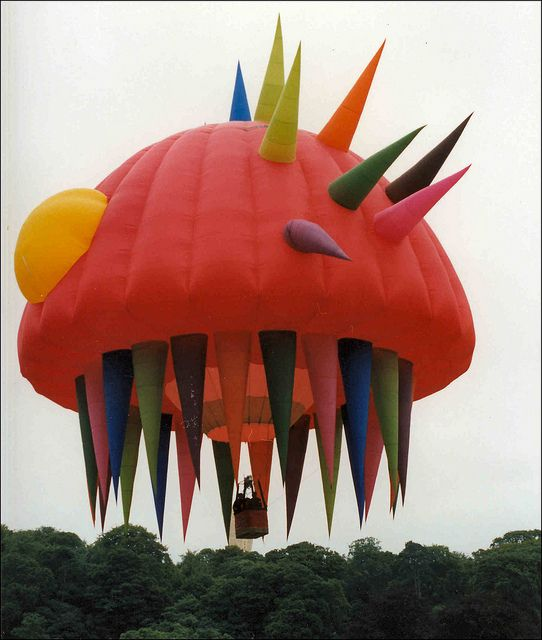Bristol Balloon Fiesta - neat!  http://www.balloon-printing.com