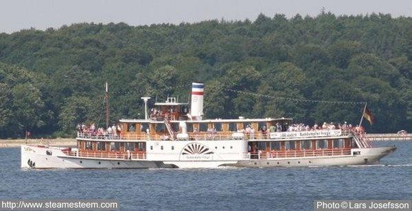 Raderstoomboot