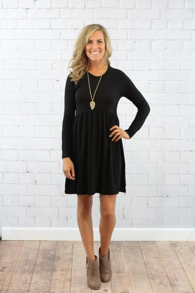 Stay warm in style this coming season with this cozy sweater dress! You will fall in love with it's warm comfort.