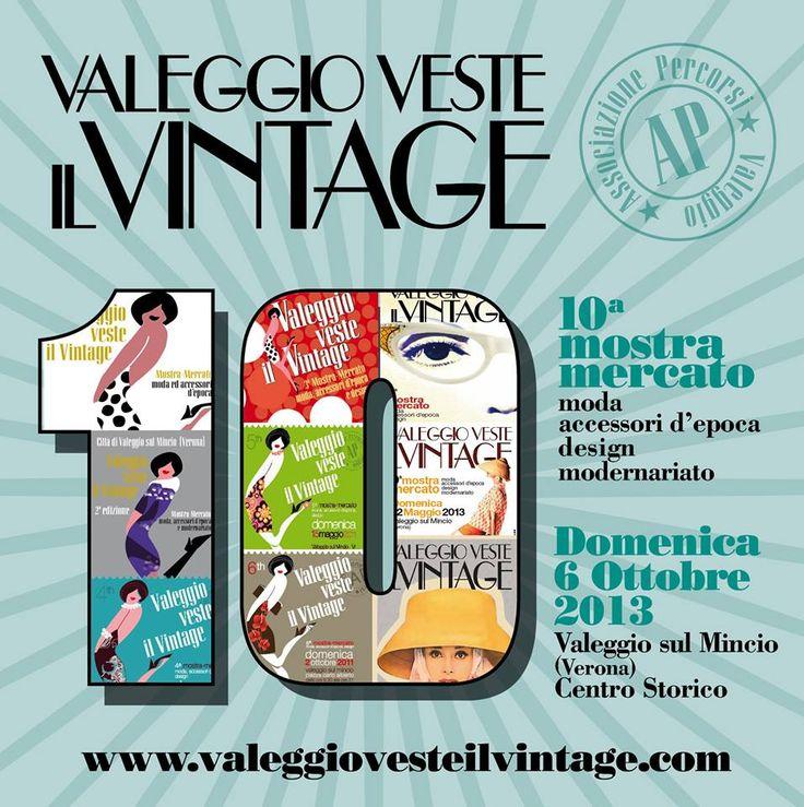 Valeggio veste vintage, 6 ottobre, Valeggio