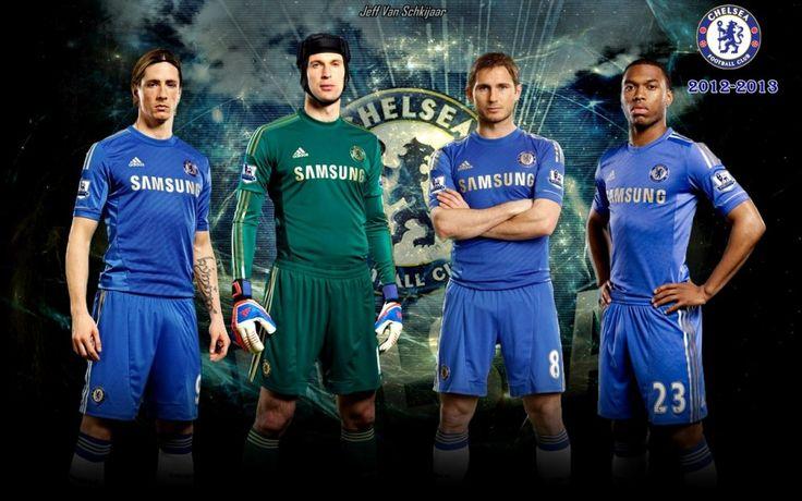 Chelsea FC 2012-2013 HD Best Wallpapers
