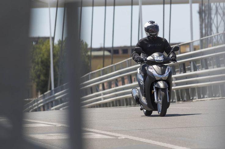 Imágenes del nuevo Honda Scoopy 300 | Motociclismo.es