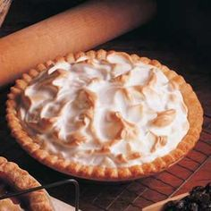 I want to make a Sour Cream and Raisin Pie, especially now that I'm going to IOWA!!
