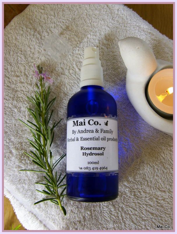 Rosemary Hydrosol is a wonderful fragrant spray for the hair. to be used in place of a conditioner! It is a mild circulatory stimulant and antioxidant which is useful to bring a shine, healthy, revitalised look and feel to the hair! Great for normal to oily hair. Helps prevent hair falling out and encourage new hair growth!