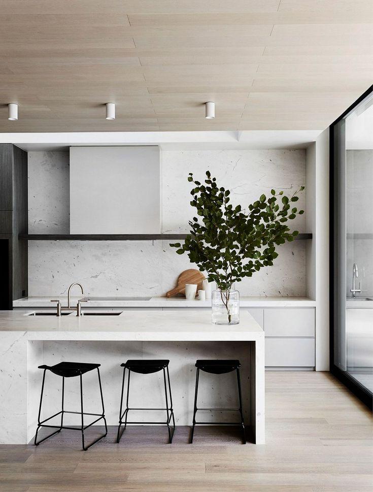 50 Modern White Kitchen Designs That Inspire