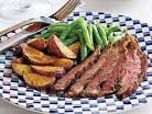 steak & parsley potatoes from amp.myrecipes.com