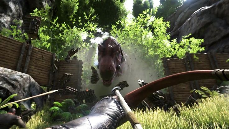 30-45FPS pour ARK: Survival Evolved sur Xbox One