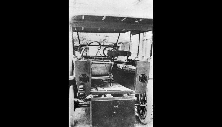 Bundaberg Ambulance (ca. 1910)