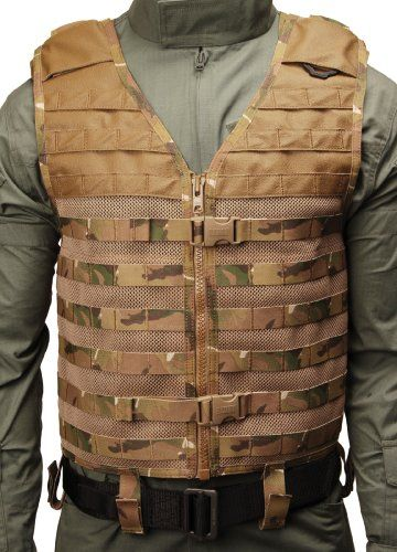 BLACKHAWK Cutaway Omega Vest  Multi Cam -- Click the VISIT button to view the details