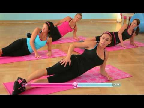 ▶ 14 Minute Core Workout by Fe Fit - YouTube