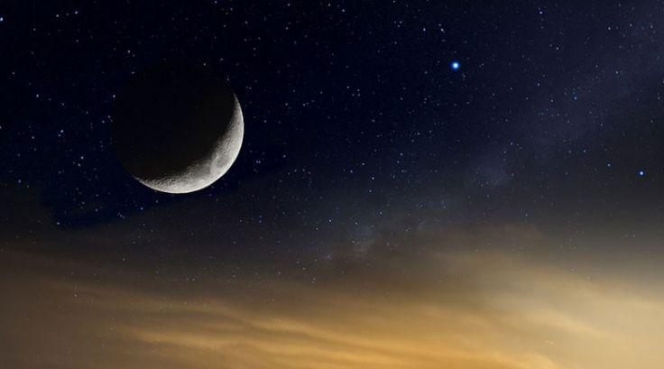 La Luna creciente de enero te ayudará a sanar tus heridas | Cromos