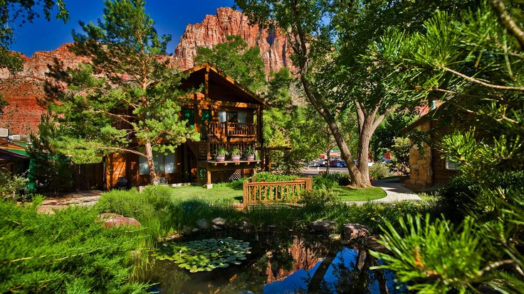Zion National Park Lodging | Flanigan's Inn Utah