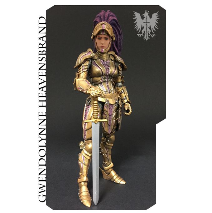 Mythic Legions 2 Action Figures by Four Horsemen Studios by FOUR HORSEMEN STUDIOS — Kickstarter