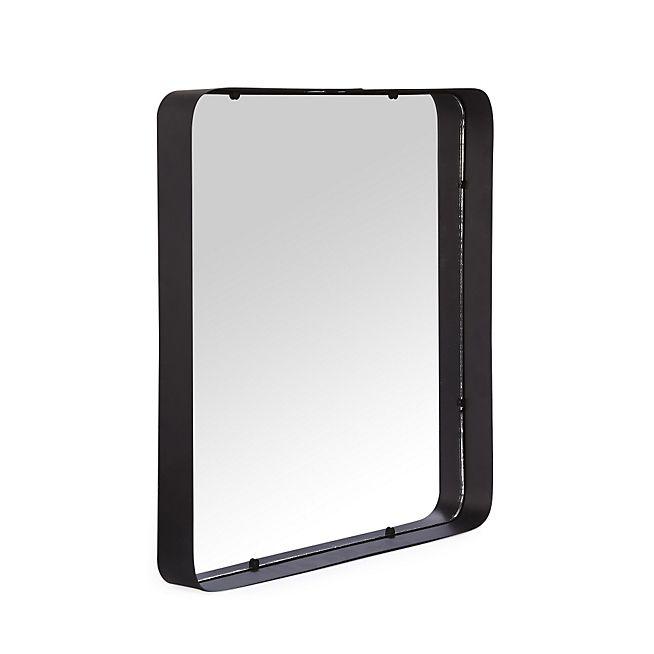 Les 25 meilleures id es de la cat gorie miroirs carr s sur for Grand miroir a coller