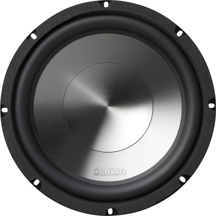 Clarion's New WG2520D Subwoofer