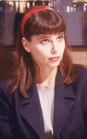 """Lídia Brondi A atriz fez sucesso na novela """"Vale Tudo"""" em 1988 com seu corte moderninho"""