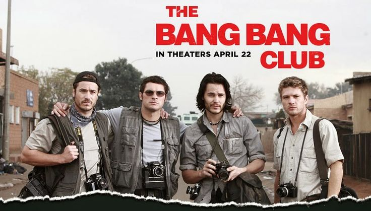 Taylor Kitsch: The Bang Bang Club