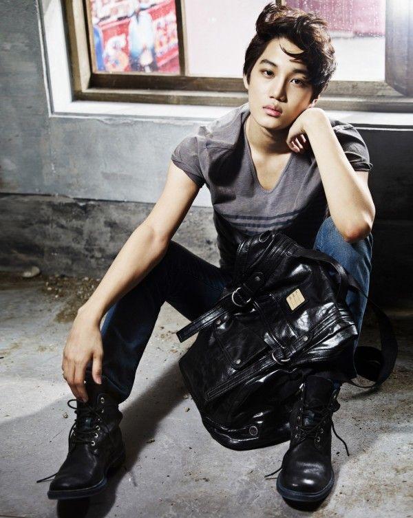 Do And Kai Exo-K | EXO-K's Kai for Calvin Klein Jeans « DaeHyun Kim 김대현