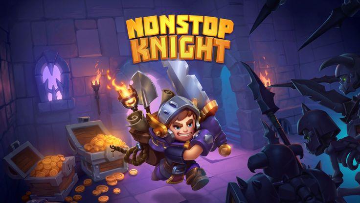 Vom finnischen Entwickler Kopla Games kommt mit Nonstop Knight ein spannendes Action-RPG für iOS- und Android-Geräte. Veröffentlicht wird der Titel von flaregames, einem führenden Publisher von kostenlosen Mobile-Games in Deutschland. Das Spiel ist ab heute, 2. Juni 2016 im App Store und über Goo...  https://gamezine.de/nonstop-knight-ist-ab-heute-fuer-ios-und-android-erhaeltlich.html